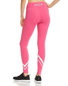 Tory Sport - Chevron Detail Leggings