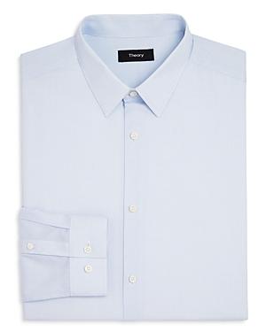 Theory Grid Slim Fit Dress Shirt-Men