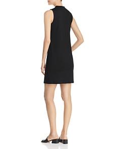 Eileen Fisher - Sleeveless Mock-Neck Dress