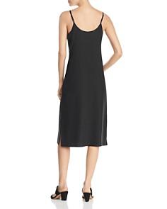 Eileen Fisher - Sleeveless Scoop-Neck Dress