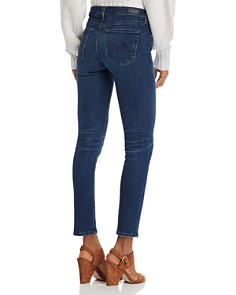 AG - Prima Ankle Slim Jeans in 5 Years Blue Essence