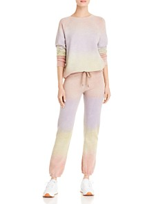 Sundry - Ombré Terry Sweatpants