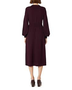 L.K.Bennett - Carroll Merino Wool Midi Dress