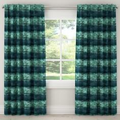 Sparrow & Wren - Watercolor Block Curtain Collection