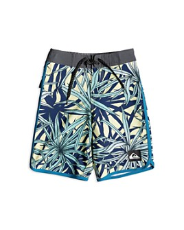Quiksilver - Boys' Highline Pandana Youth Volley Shorts - Little Kid