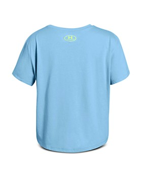 Under Armour - Girls' Strong Tee - Big Kid