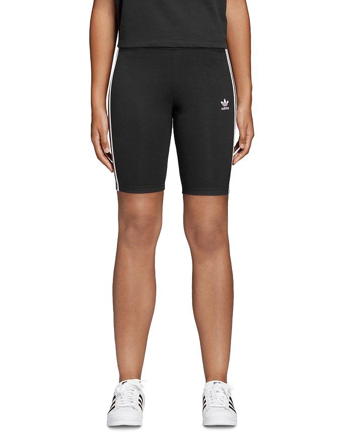Adidas - Triple Stripe Bike Shorts
