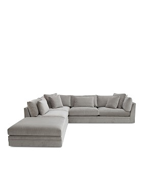 Bloomingdale's Artisan Collection - Campbell 3-Piece Sectional