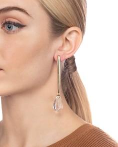Alexis Bittar - Linear Teardrop Earrings