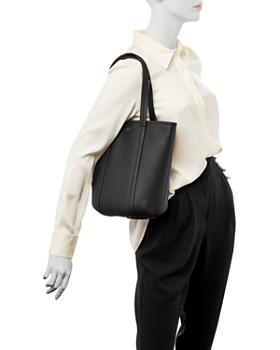 Max Mara - Teresa Leather Bucket Bag