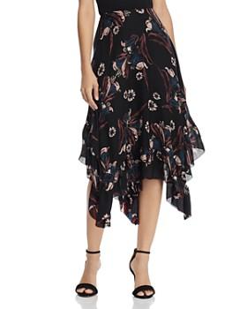 Joie - Fernleigh Silk Skirt - 100% Exclusive