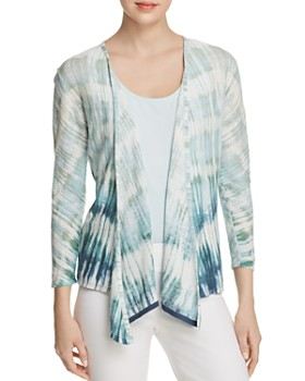 NIC and ZOE - Ombré Sea Four-Way Cardigan