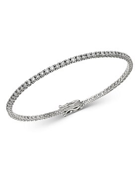 Meira T - 14K White Gold Diamond Tennis Bracelet