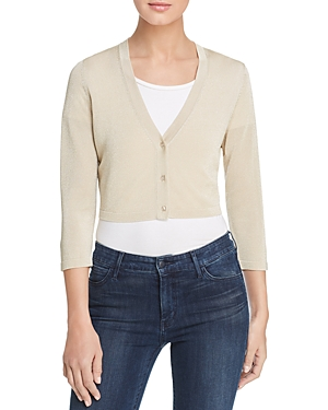 Elie Tahari RUBY CROPPED CARDIGAN