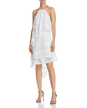 Laundry by Shelli Segal - Tiered Floral Dress