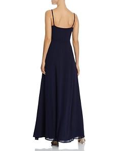 WAYF - Arabella Maxi Wrap Dress