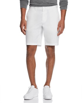 Michael Kors - Washed Poplin Classic Fit Shorts