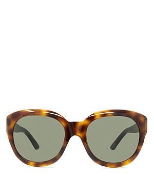 Celine Sunglasses WOMEN'S ROUND SUNGLASSES, 56MM
