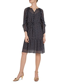 Gerard Darel - Robe Printed Dress - 100% Exclusive