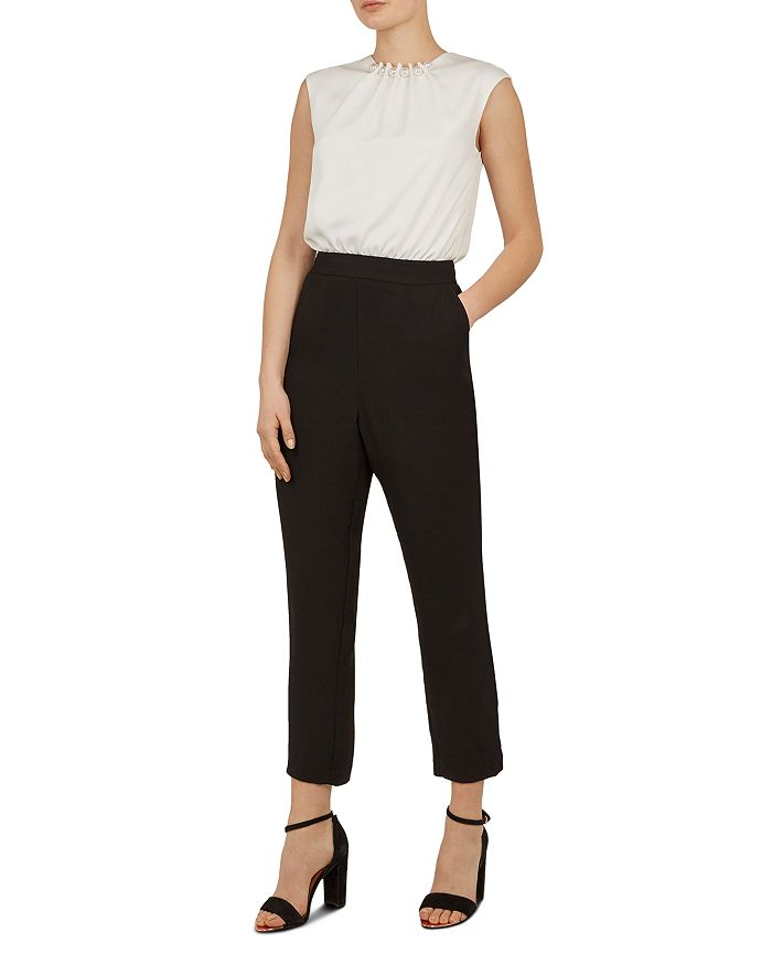 Ted Baker - Roziee Color-Block Jumpsuit