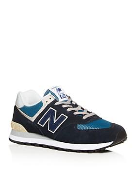 New Balance - Men's 574 Low-Top Sneakers