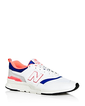 New Balance Sneakers MEN'S 997H LEATHER LOW-TOP SNEAKERS