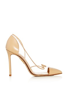 Charlotte Olympia - Women's d'Orsay Pointed-Toe Pumps