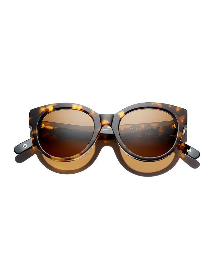 Dick Moby - Women's Paris Cat Eye Sunglasses, 48mm