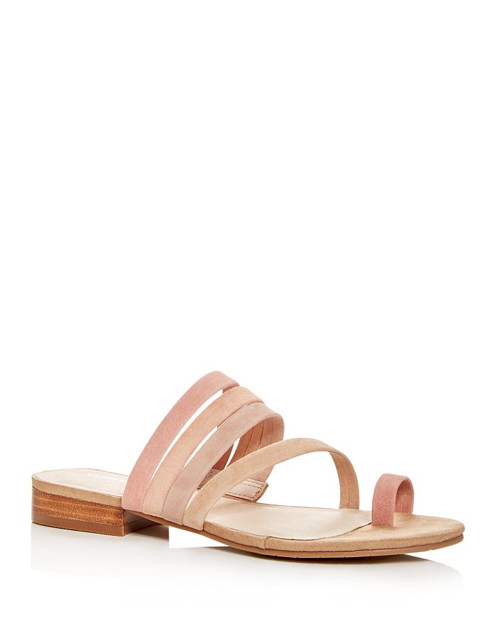 Kenneth Cole - Women's Valen Scroll Toe-Ring Sandals
