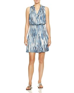 Halston Heritage Dresses SLEEVELESS V-NECK DRESS