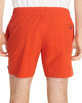 Sandro - Sea Drawstring Swim Shorts