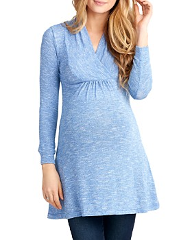 Nom Maternity - Tanya During & After Tunic Top