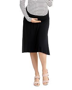 Nom Maternity - Nola A-Line Pull-On Skirt
