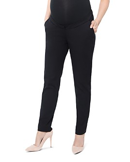 Nom Maternity - Natalie Over-the-Belly Work Pants