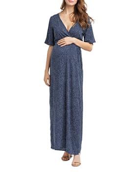 34ec89609bd Nom Maternity - Landon Maxi Nursing Dress ...