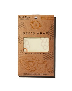 Bee's Wrap - Honeycomb Food Storage Wraps, Set of 3