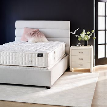 Kluft - Royal Sovereign Liberty Firm Queen Mattress & Split Box Spring Set - 100% Exclusive