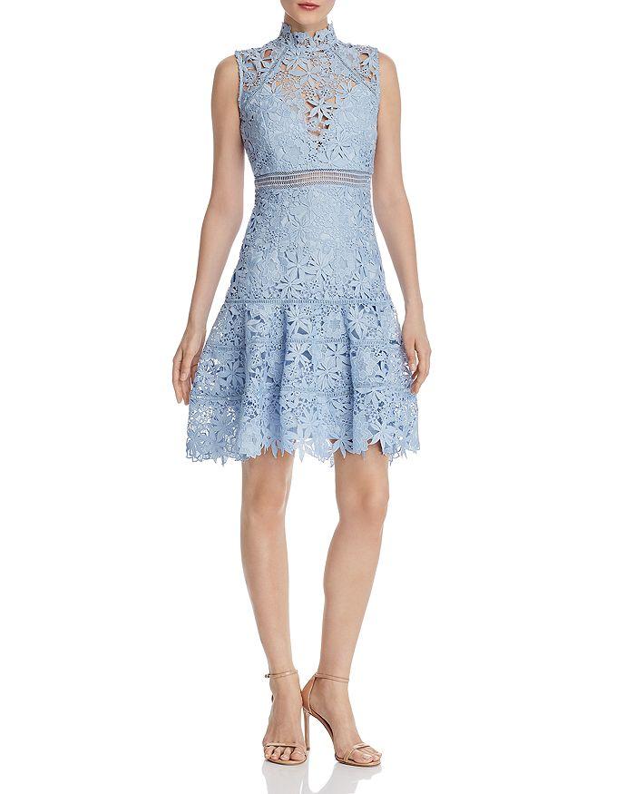 Elise Lace Sheath Dress