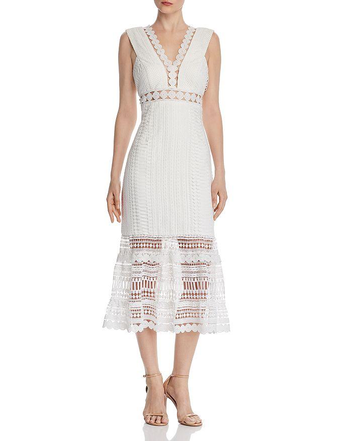 Bardot - Petra Lace Midi Dress