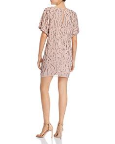 Aidan Mattox - Sequined Mini Dress
