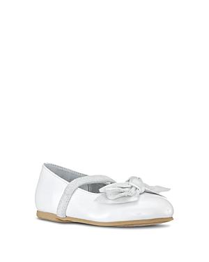 Nina Girls\\\' Kaytelyn-t Ballet Bow Flat - Toddler