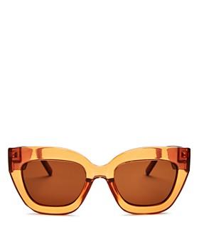 fe291a704cec Kendall + Kylie - Women's Cat Eye Sunglasses, ...