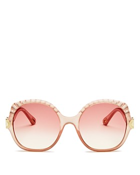 cf0561841f3 Chloé - Women s Vera Round Sunglasses
