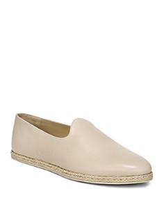 Vince - Women's Malia Leather Flats