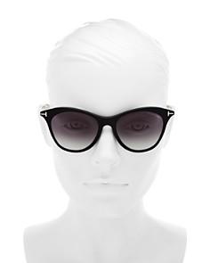 Tom Ford - Women's Micaela Cat Eye Sunglasses, 53mm