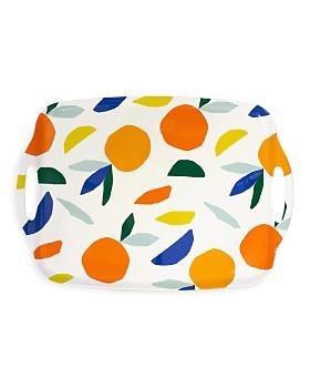 kate spade new york - Citrus Twist Serving Tray