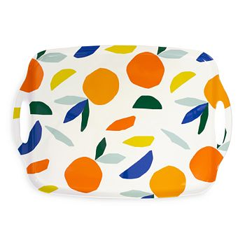 kate spade new york - Citrus Twist Serving Tray