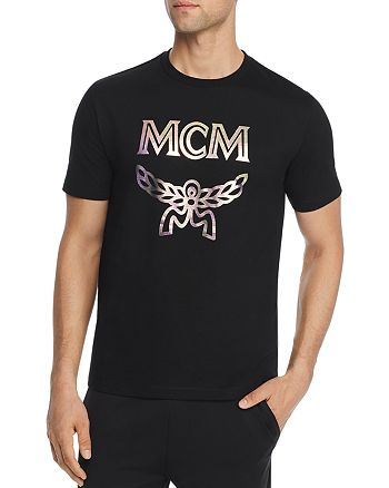 MCM - Iridescent Logo Graphic Tee