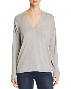 Eileen Fisher - V-Neck Sweater