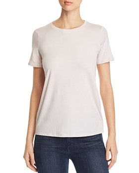 2f6497f846 Eileen Fisher - Crewneck Tee - 100% Exclusive ...